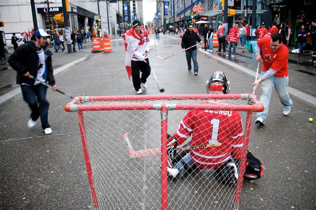 Canada's Street Hockey Struggles