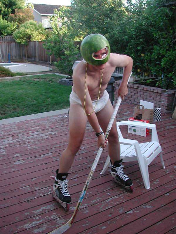 Backyard-Hockey Links (Discombobulated Edition)