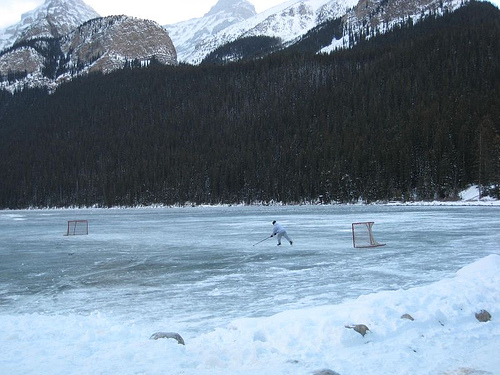 Have You Seen Our Pond Hockey Tournament List?