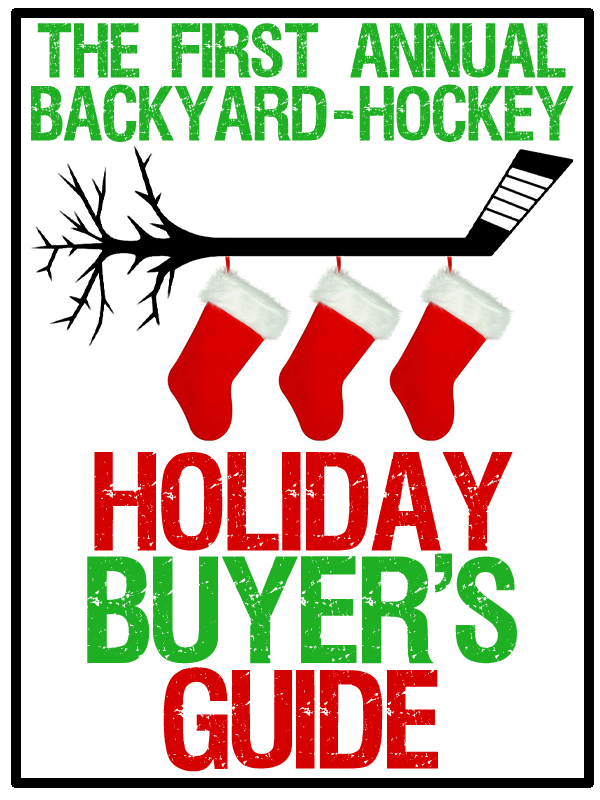 The Backyard-Hockey.com Holiday Buyer's Guide