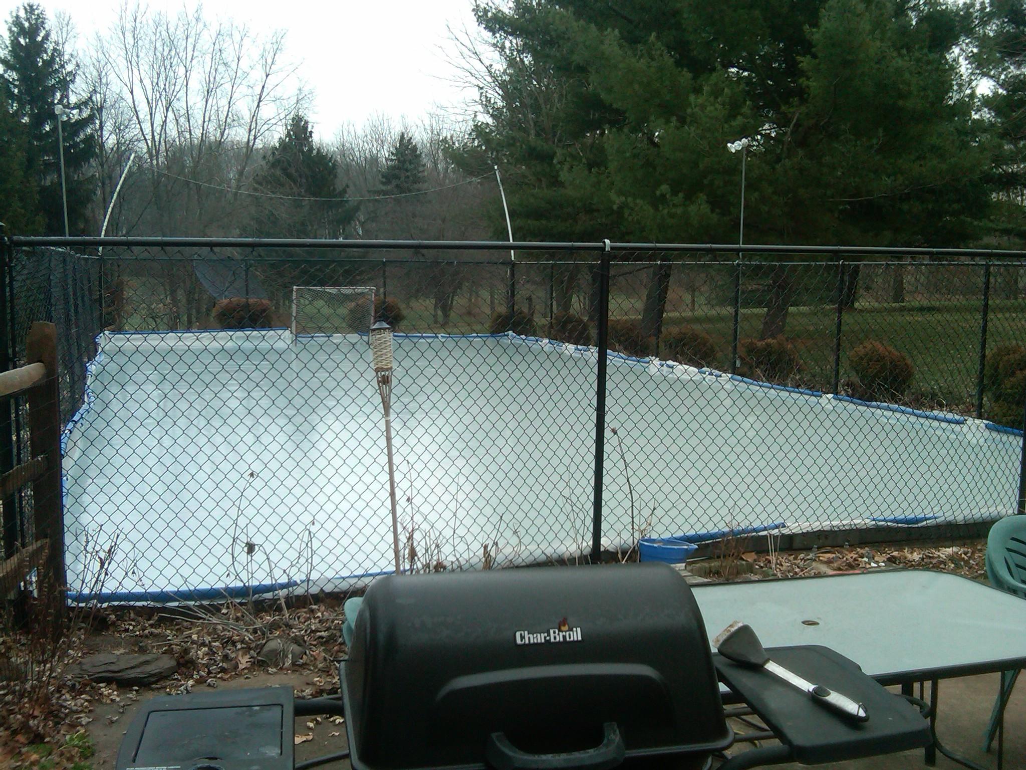 reader photos joe peca u2013 backyard hockey com