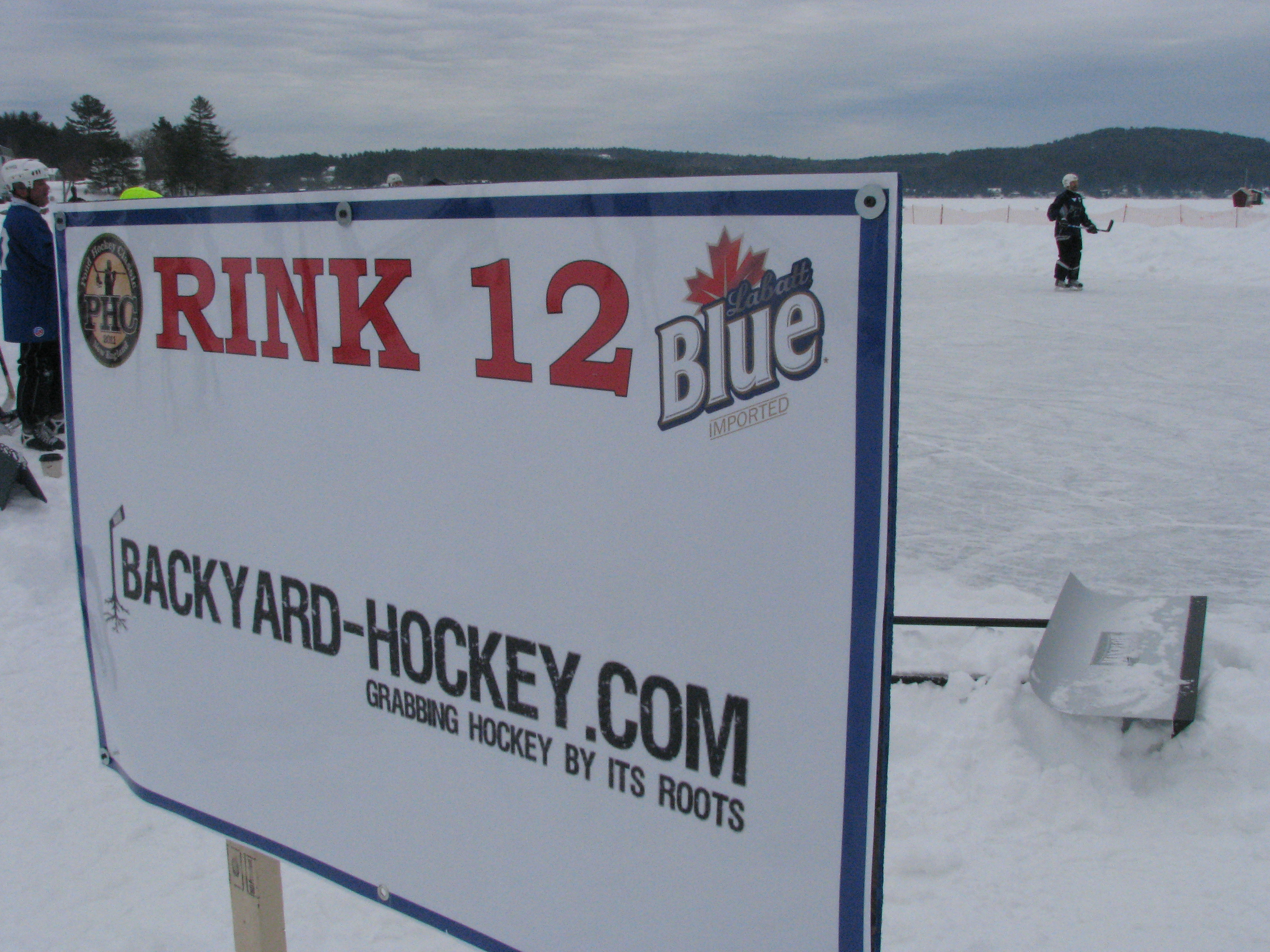 2011 New England Pond Hockey Classic Recap