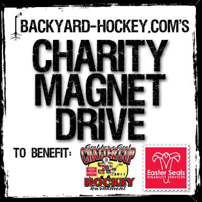 Announcing Our Charity Magnet Drive!