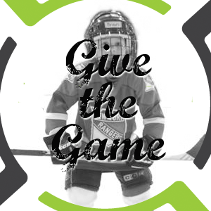 """Give The Game"" With Restore Hockey and the New England Pond Hockey Classic"
