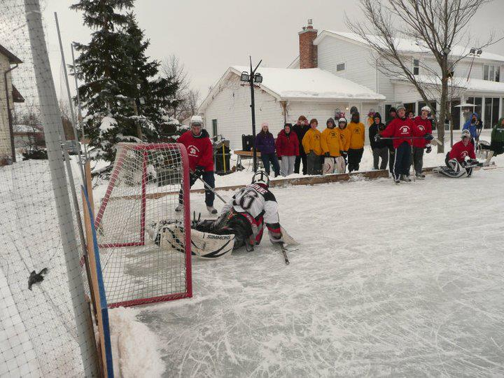 backyard classic ready to go in buffalo backyard
