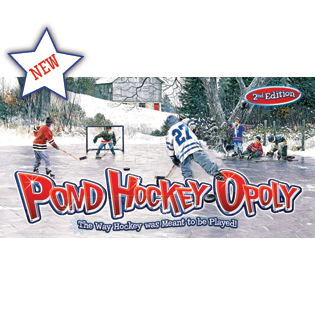 Outset Media's 'Pond Hockey-Opoly' Brings Pond Action Indoors
