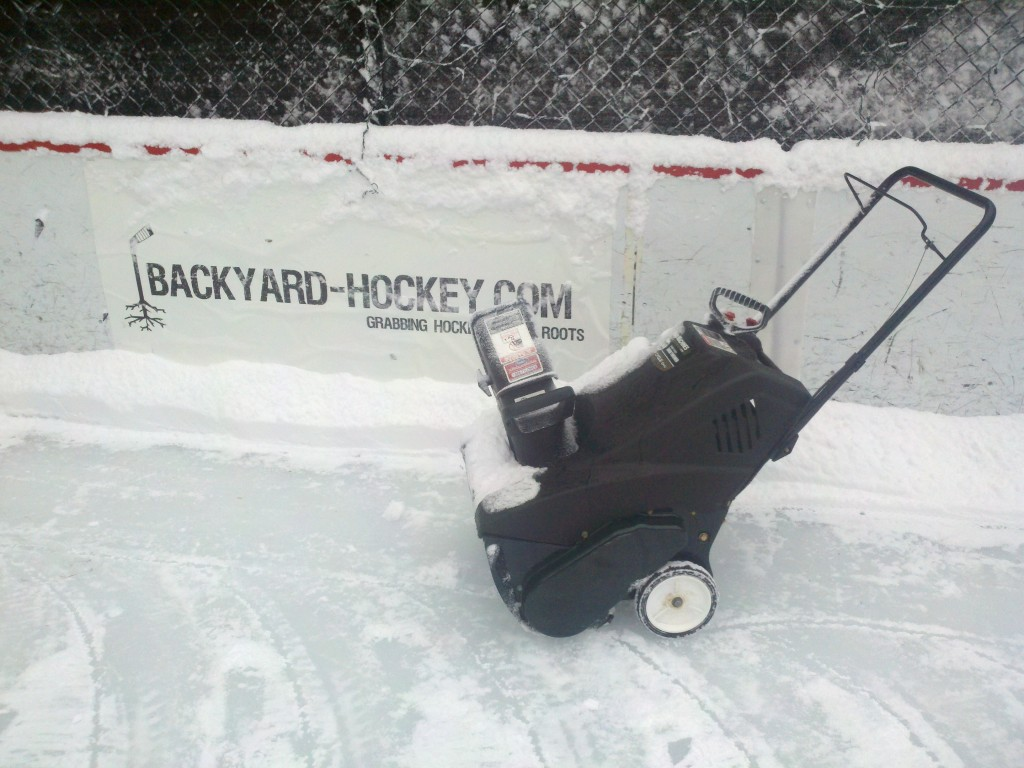 Product Review: Yard Machines Snow Thrower