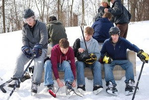 "Ford's ""Go Do Adventure"" Pond Hockey Video: Part II"