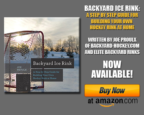 How To Build A 24u0027x40u2032 Backyard Rink For Under $250 U2013 Backyard Hockey.com