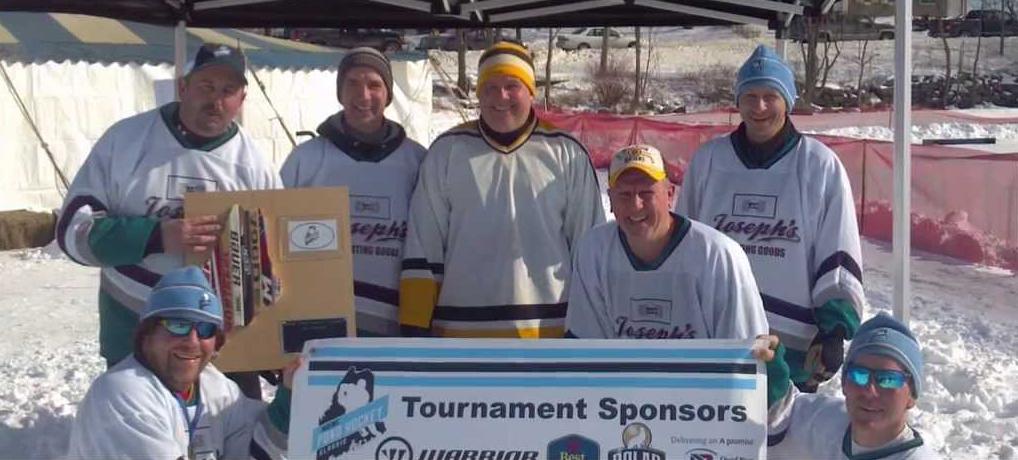 Maine Pond Hockey Classic Reveals Trophy Photos