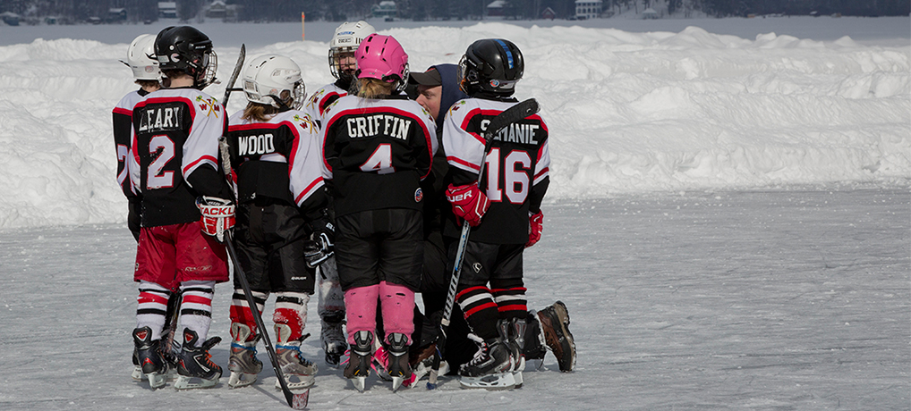 New England Youth Pond Hockey Jamboree – The Most Sought After Tournament in New England